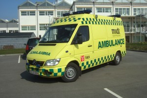 Ambulancer - Falck 1