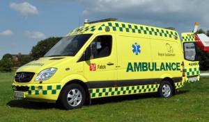 Ambulance Region Syddanmark