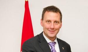 Forsvarsminister Nick Hækkerup (S)