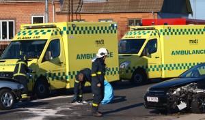 Ambulancer fra Responce