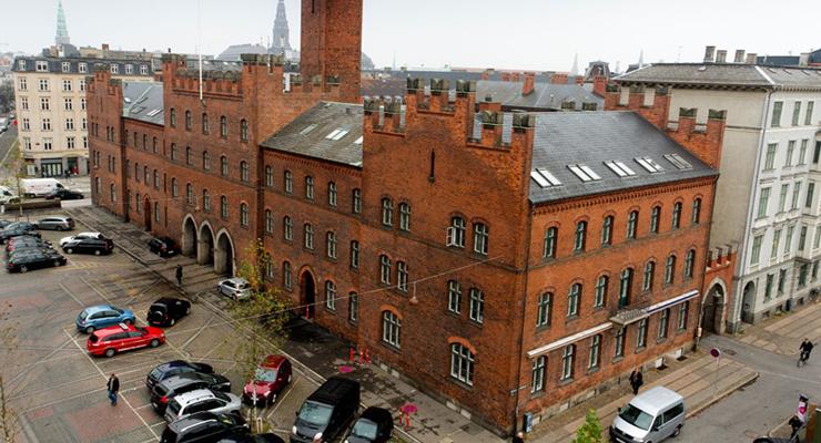 Arkivfoto: Københavns Brandvæsen