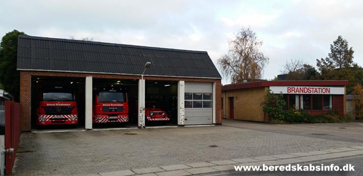 Den gamle brandstation
