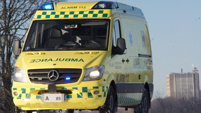Ambulancer – Hovedstadens Beredskab