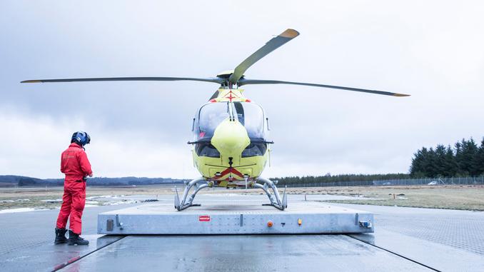 Ambulancer – Akutlægehelikopter