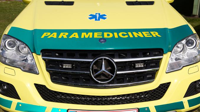 Ambulancer – Akutbil