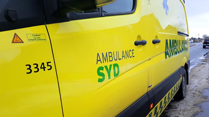 Ambulancer – Ambulance Syd