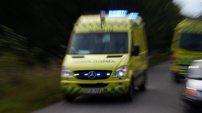 Ambulancer – Generelt udrykningskørsel
