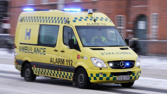 Ambulancer – Region Hovedstaden udrykningskørsel
