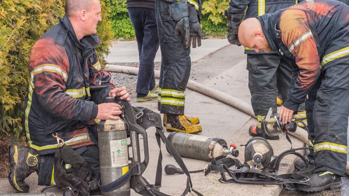 Personale – Brandfolk røgdykkere