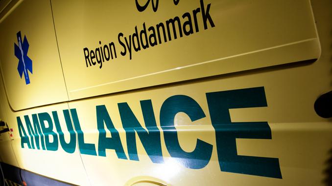 Ambulancer – Region Syddanmark