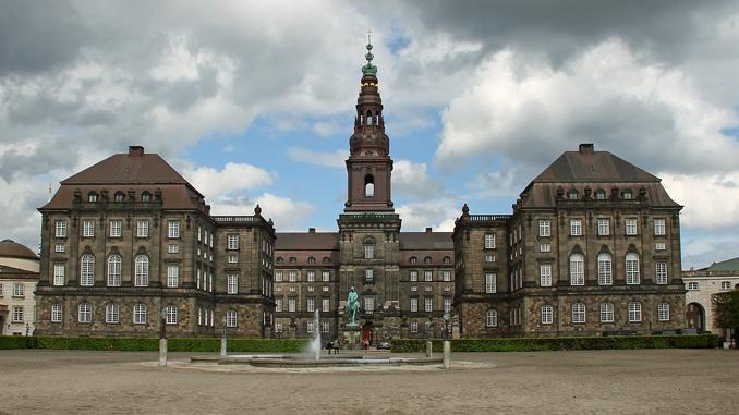 Steder – Christiansborg