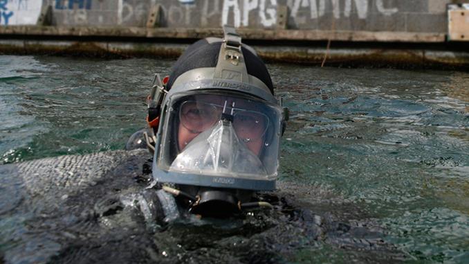 Personale – Dykker