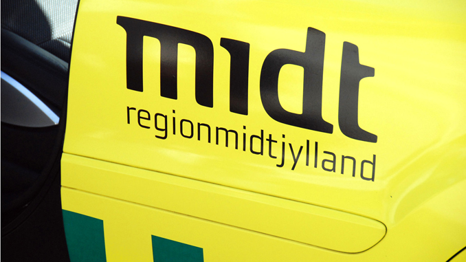 Ambulancer – Region Midtjylland