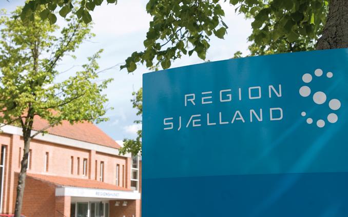 Logoer – Region Sjælland