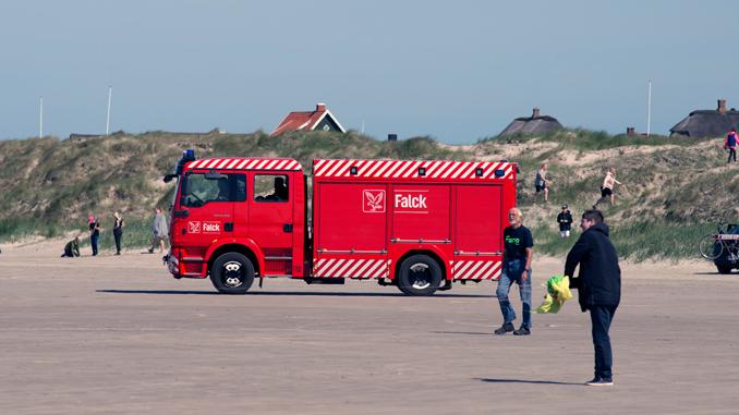 Materiel – Brandkøretøjer