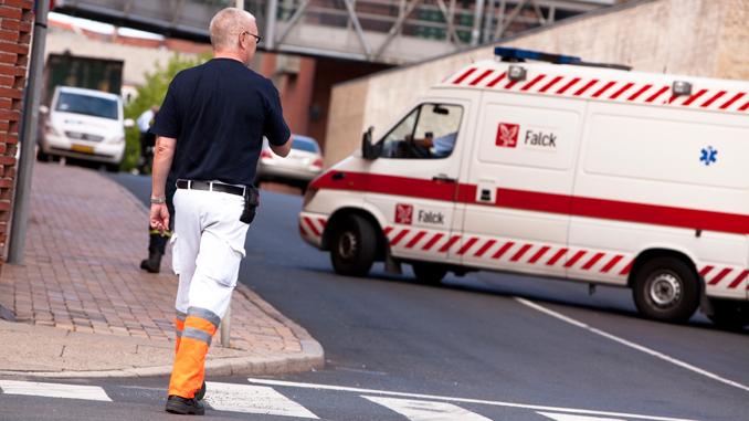 Ambulancer – Falck