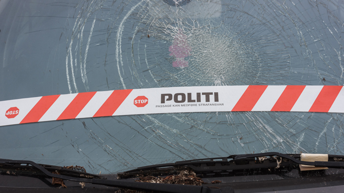 Politi – Afspærring