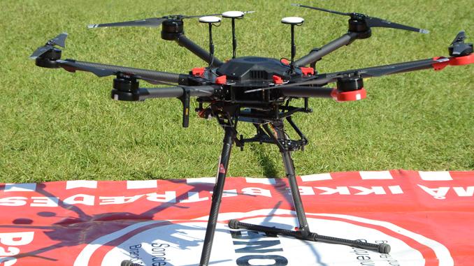 Materiel – Drone