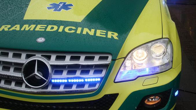 Personale – Paramediciner