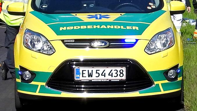Ambulancer – Nødbehandler