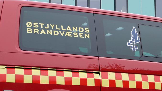Stationer – Østjylland